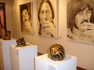 Gaya Karya Seni Rupa Nusantara dan Mancanegara