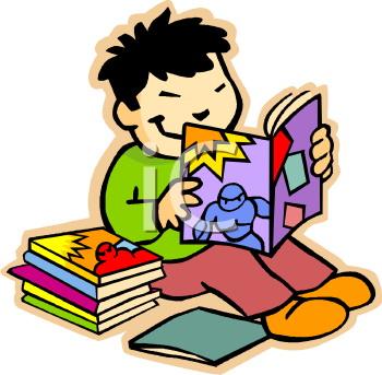 Tips Asyik Baca Buku
