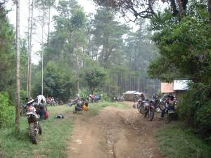 Warung 1 Pendakian Jayagiri
