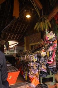 Penampilan Wayang Golek di acara Julang Ngapak Kampung Adat Cirendeu