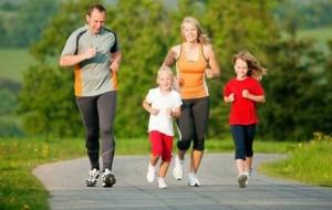 Olahraga Untuk Hidup Sehat by Langkahsehat