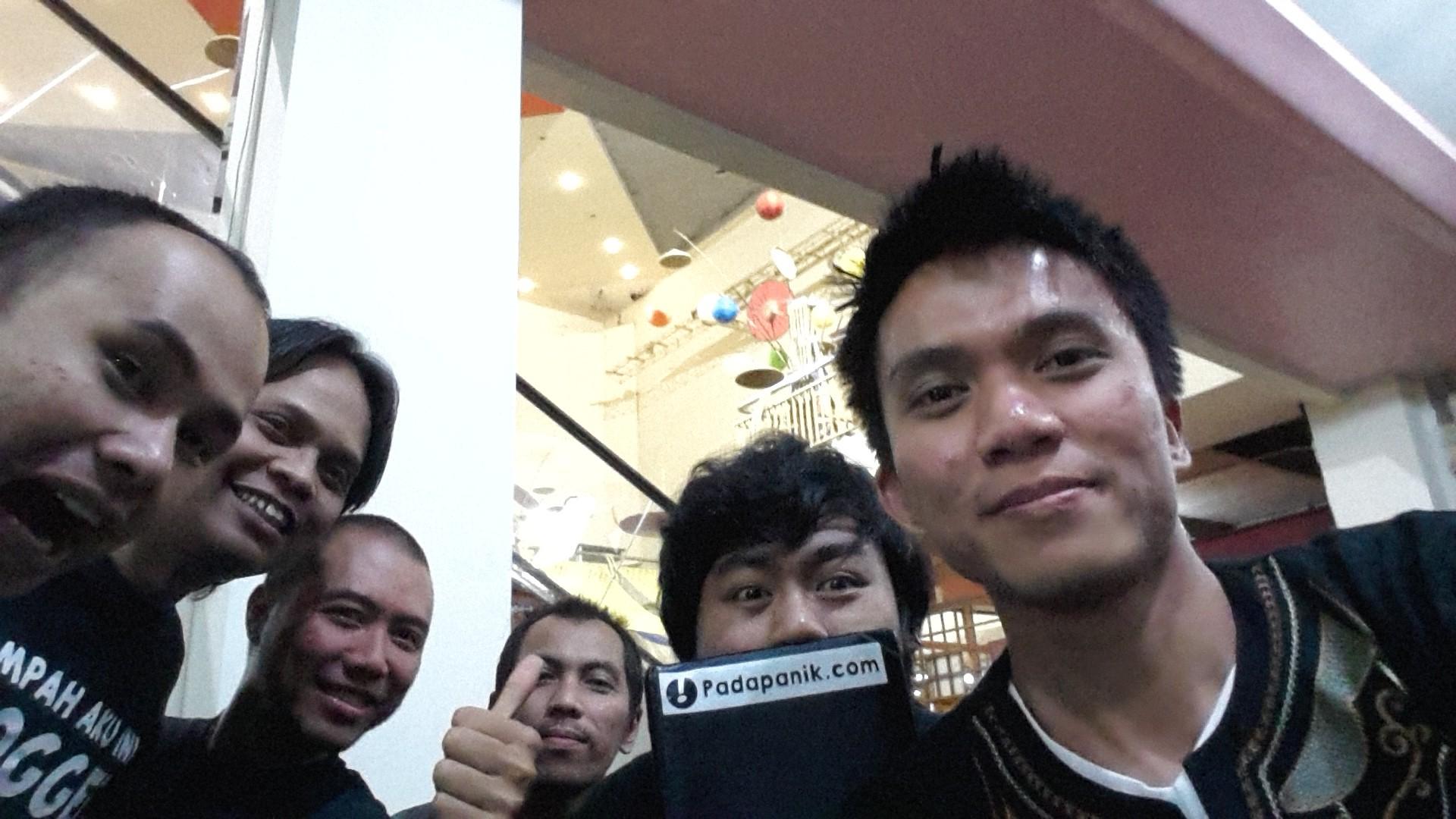 Groufie Tim Ganteng-Ganteng Blogger