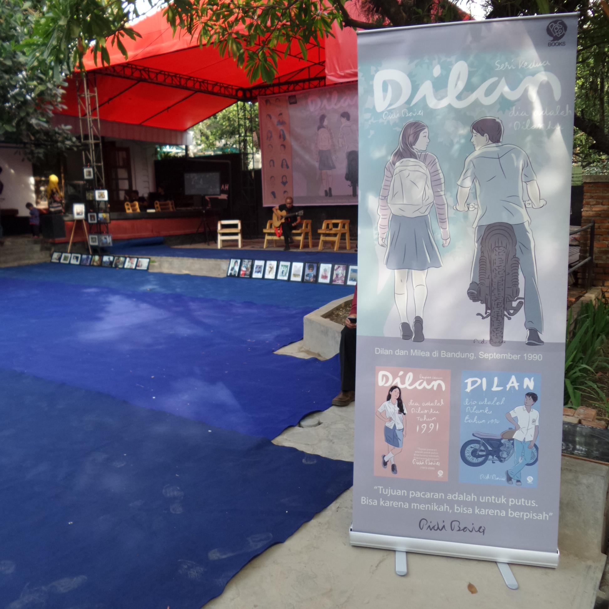 3 Hal Menarik Tentang Dilan di Acara Launching Dilan 2