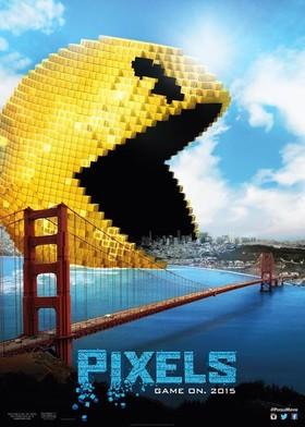 Pac-Man Durhaka Kepada Ayahnya di Film Pixels