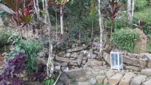 Kotak Amal Masjid di Situs Megalitikum Gunung Padang