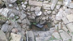 Mata Air Suci di Situs Megalitikum Gunung Padang Cianjur