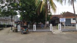 Akses Jalan Pertama ke Area Foto Stasiun Purwakarta