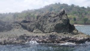 Batu Badak - Geopark Ciletuh