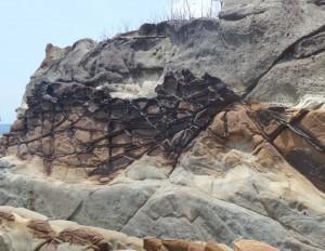 Batu Batik - Geopark Ciletuh