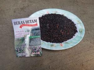 Beras Hitam Dari Geopark Ciletuh Sukabumi