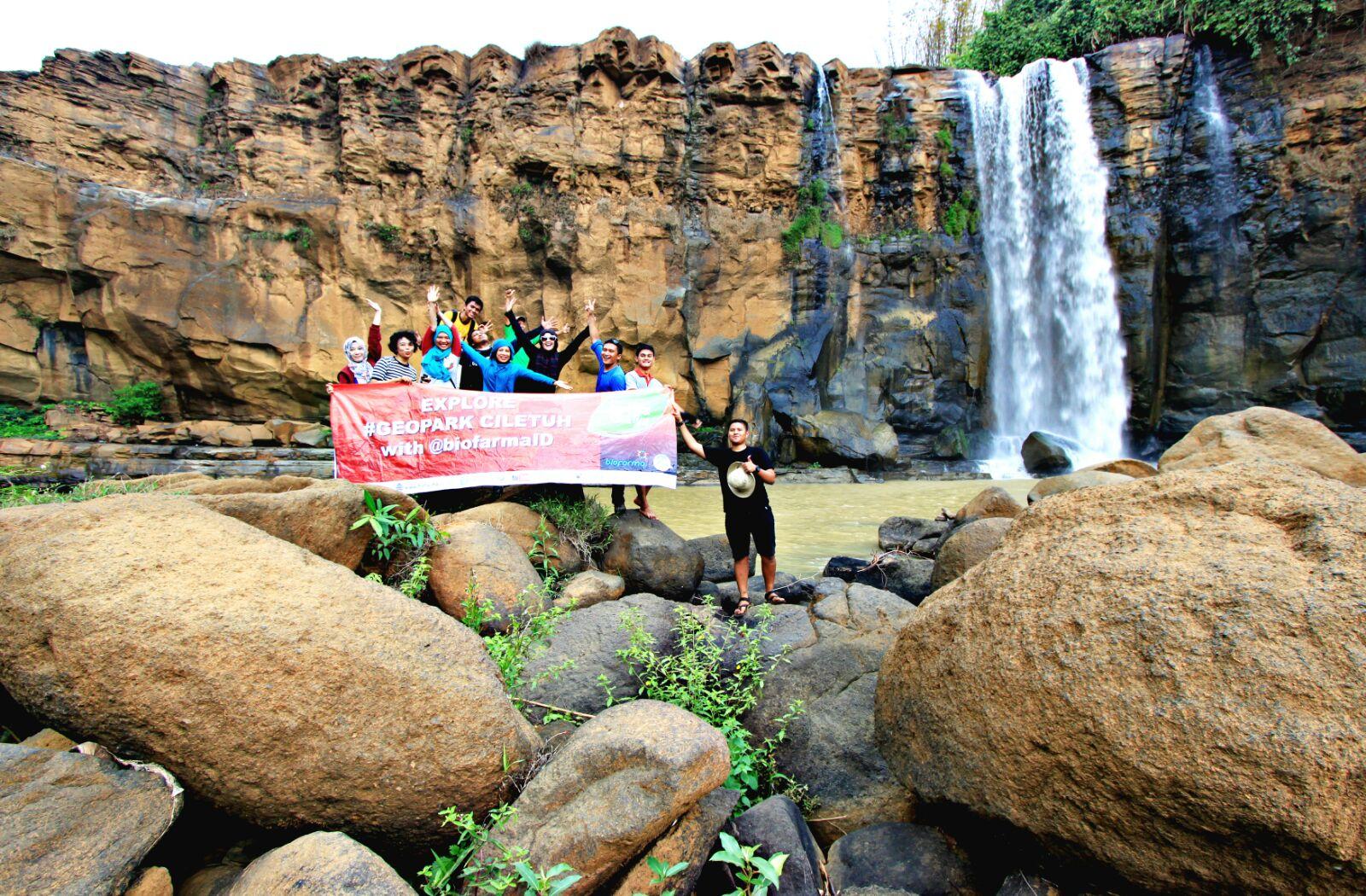Eksplorasyik Geopark Ciletuh Sukabumi