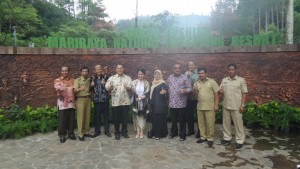Grand Opening Maribaya Resort