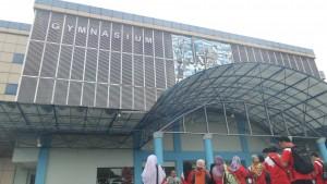 Gymnasium UPI Bandung - PON XIX dan PEPARNAS XV 2016