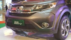 Honda BRV 2016 - Bandung Otomotif Expo 2015