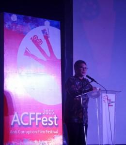 Johan Budi - ACF Fest 2015