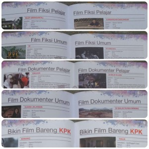 Kategori Film di ACF Fest 2015