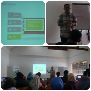 Kelas Blogger bareng Kudo dan Komunitas Blogger Bandung