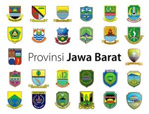 Kota dan Kabupaten di Provinsi Jawa Barat