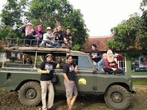 Land Rover Kendaraan Terbaik Saat Berada di Kawasan Geopark Ciletuh Sukabumi
