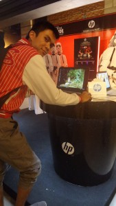 Laptop HP Star Wars Special Edition