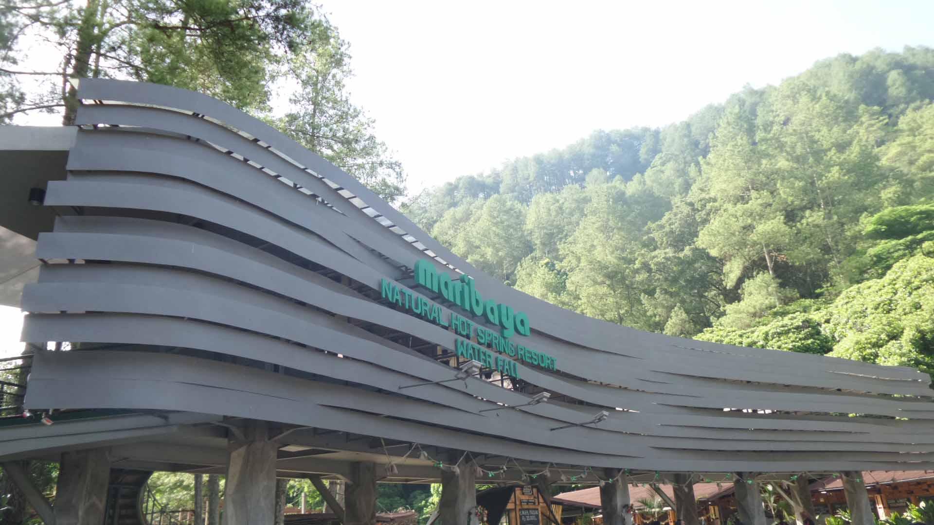 Bernostalgia di Maribaya Resort