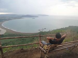 Penjaja Kata - Geopark Ciletuh Sukabumi