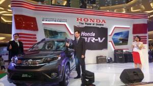 Price Annoucment Honda BRV