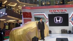 Price Annoucment Honda BRV - Bandung Otomotif Expo 2015