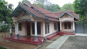 Salah Satu Home Stay di Geopark Ciletuh Sukabumi