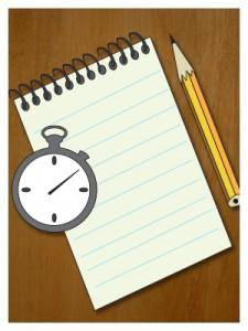 menulis agenda harian dalam mengatur timeboxing
