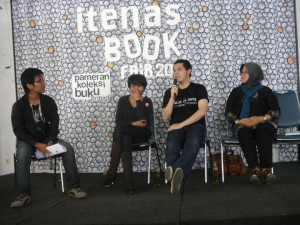 Itenas Book Fair