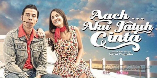 Aach Aku Jatuh Cinta - Infofilm21