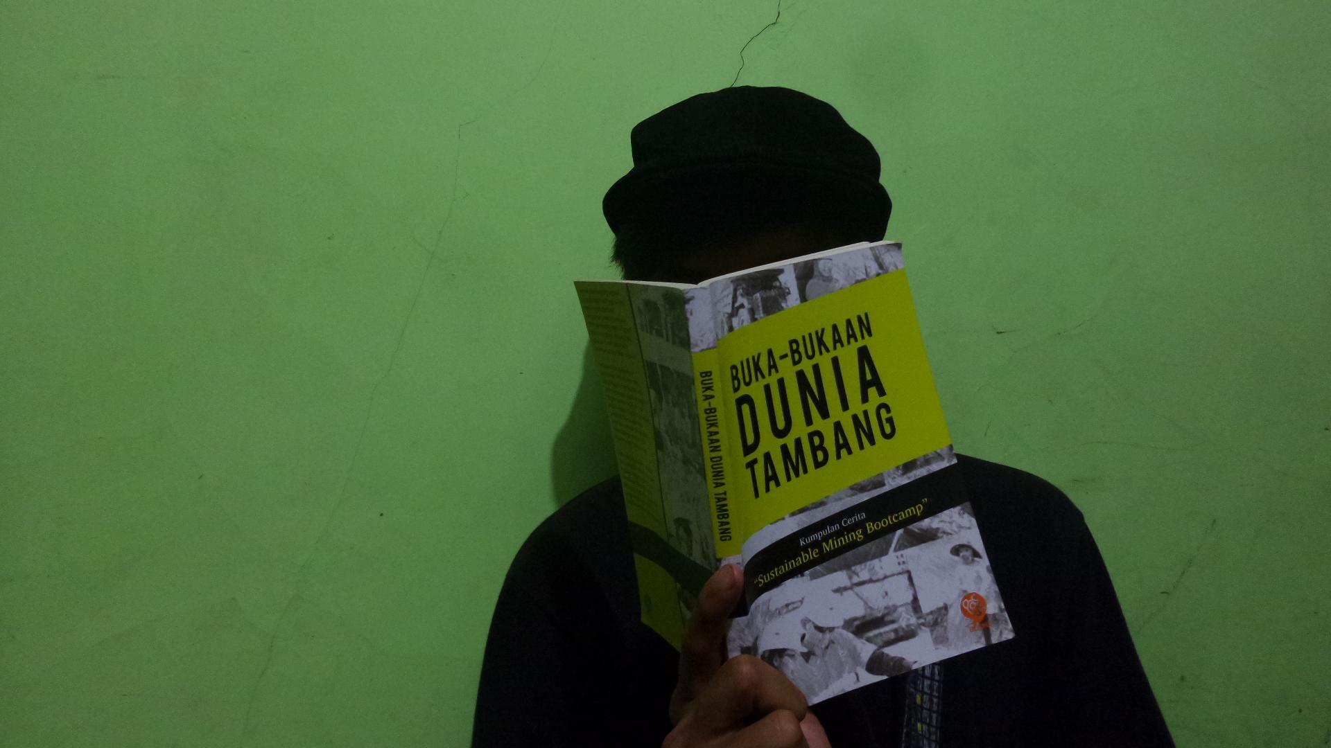 Buku Buka-Bukaan Dunia Tambang dari Pastel Books