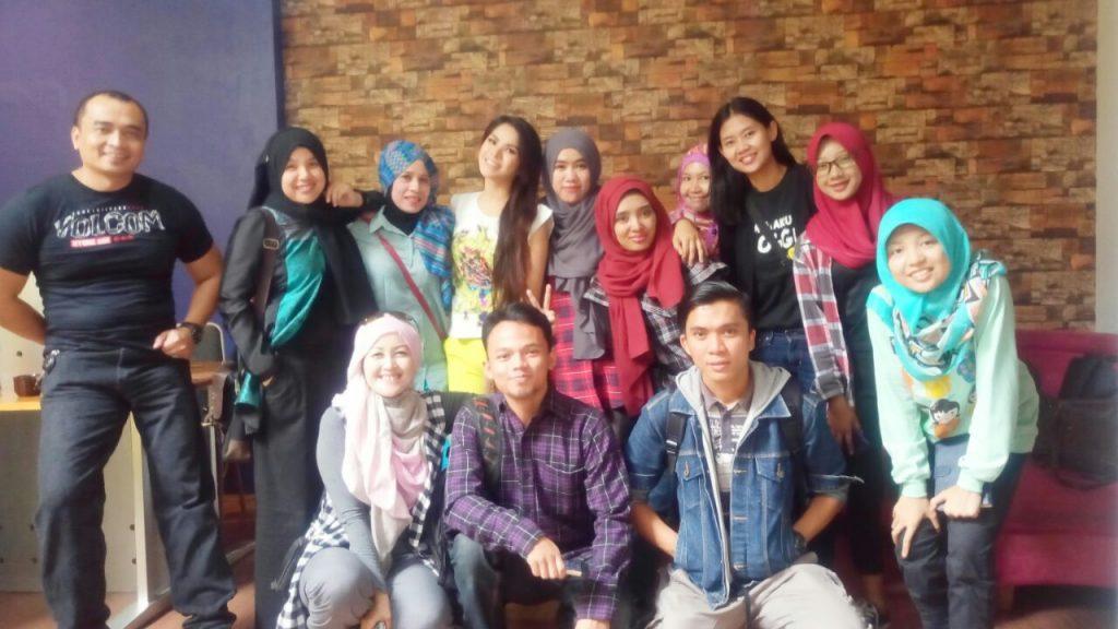 Blogger Bandung dan Windy Ghemary