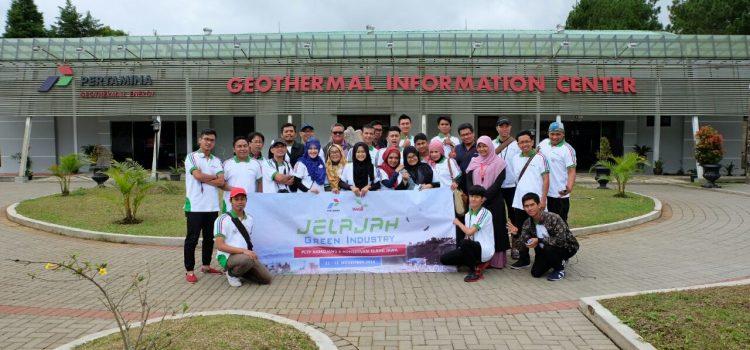 Jelajah Pertamina Geothermal Energy Kamojang, Wisata Kawah Kamojang dan Penangkaran Elang Jawa
