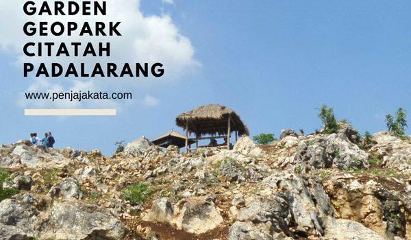 Eksplorasyik Stone Garden Geopark Citatah Padalarang