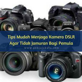 Tips Mudah Menjaga Kamera DSLR Agar Tidak Jamuran Bagi Pemula