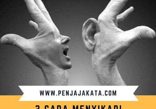 3 Cara Menyikapi Kritikan