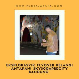 Eksplorasyik Flyover Pelangi Antapani Skyscrapercity Bandung