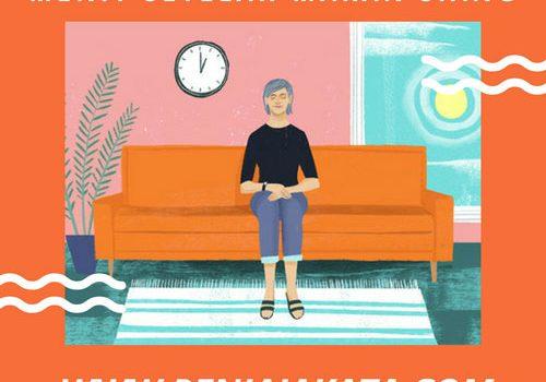 Meditasi Tidur Siang 10 Menit Setelah Makan Siang