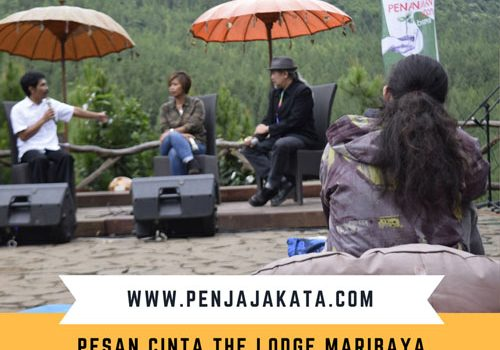 Pesan Cinta The Lodge Maribaya untuk Bumi Melalui Forest Music Festival