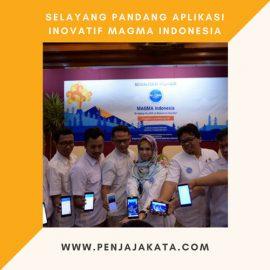 Selayang Pandang Aplikasi Inovatif MAGMA Indonesia