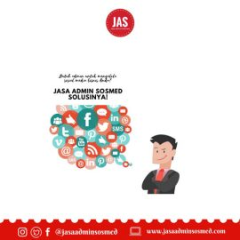 Butuh admin untuk mengelola sosial media bisnis Anda? Jasa Admin Sosmed Solusinya!