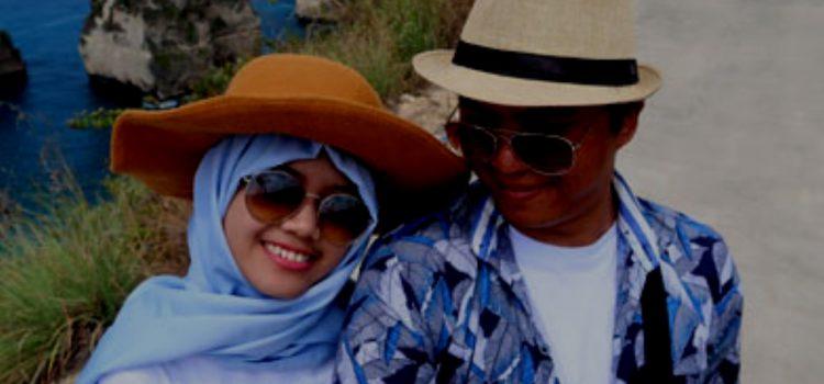 Perjuangan Menikmati Keindahan Atuh Beach di Nusa Penida