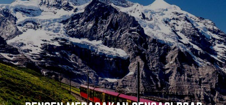 Pengen Merasakan Sensasi Road Trip dan Staycation di Swiss? Main ke Cipanas Garut Aja Dulu